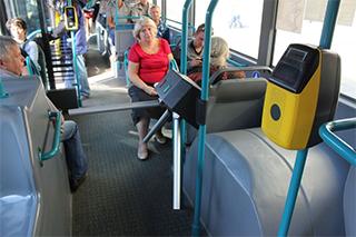 Отказ от кондукторов в автобусах Нижнего Новгорода